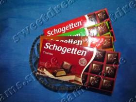 Шоколад Шогетте / Schogetten