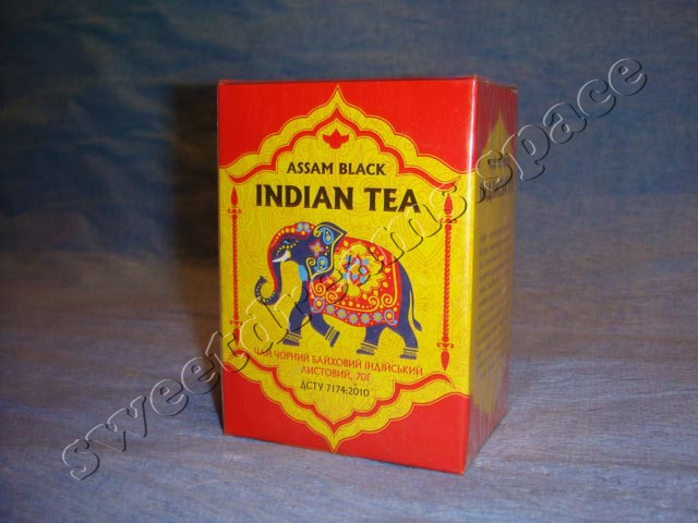 Индийский / Indian Tea Assam black