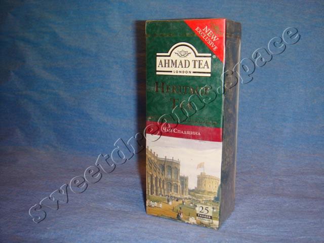 Ахмад / Ahmad Heritage Tea