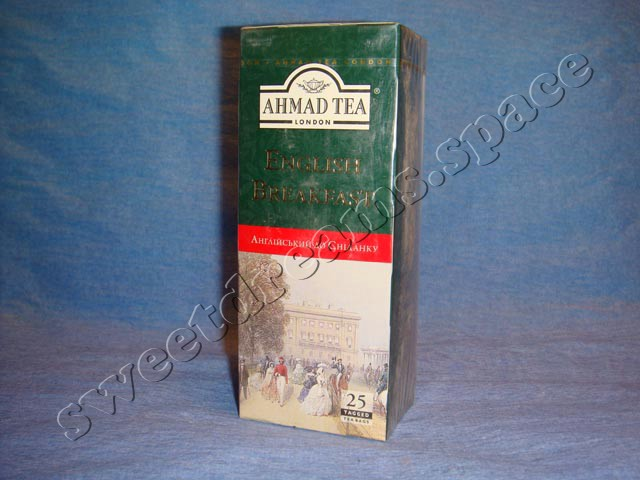 Ахмад / Ahmad English Breakfast