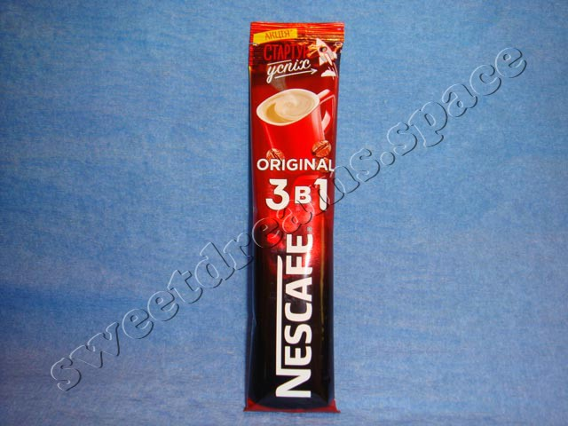 Нескафе / Nescafe Original 3 in 1