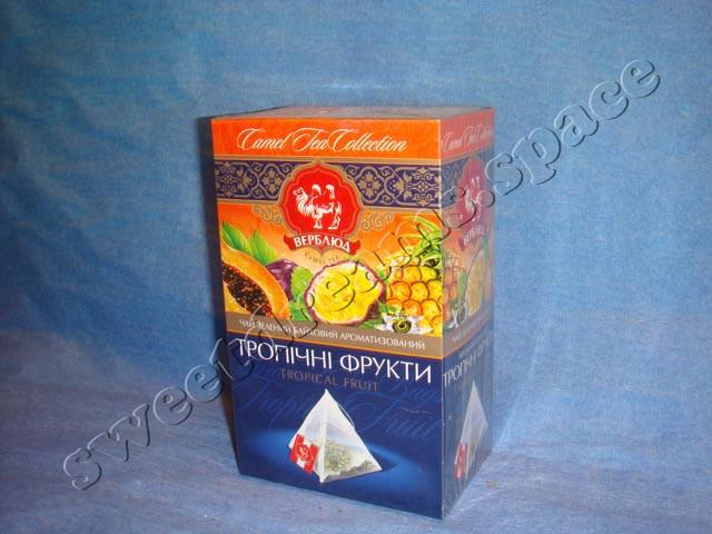 Верблюд / Camel Tea Тропические фрукты