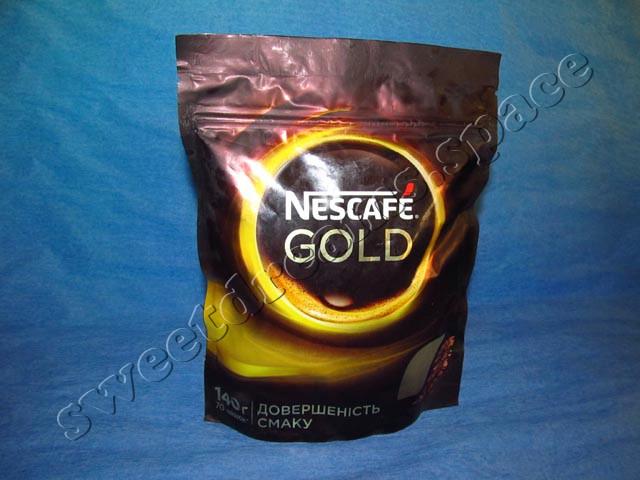 Нескафе / Nescafe Gold