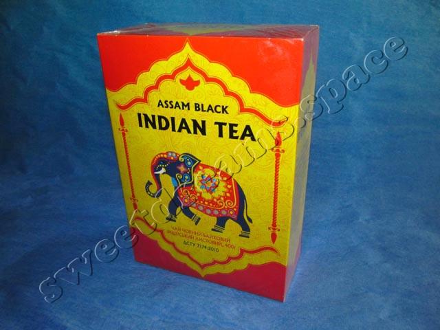 Индийский / Indian Tea Assam black
