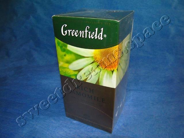 Гринфилд / Greenfield Rich Camomile