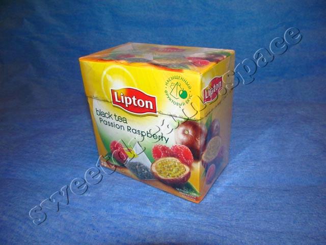 Липтон / Lipton Passion Raspberry
