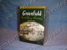 Гринфилд / Greenfield Earl Grey Fantasy