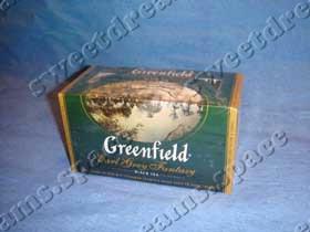 Гринфилд / Greenfield Бергамот