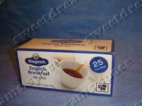 Нагеш / Nagesh Английский завтрак