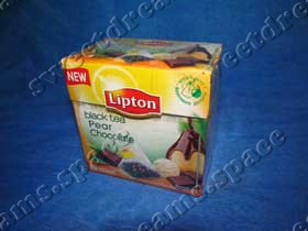 Липтон / Lipton Pear Chocolate