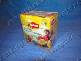 Липтон / Lipton Passion Raspberry